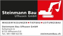 Steinmann Bau Ufhusen GmbH