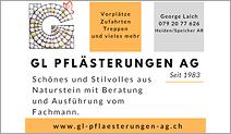 GL Pflästerungen AG