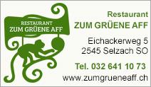 Restaurant Zum Grüene Aff