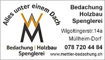 Mettler Bedachung GmbH