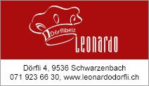 Ristorante Pizzeria Dörflibeiz Leonardo