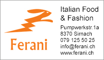 Ferani Italian Food & Fashion KlG