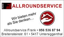Allroundservice Frank