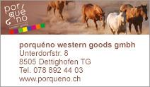 porquéno western goods gmbh