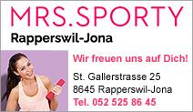Mrs.Sporty Club Rapperswil-Jona