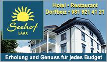 Hotel Seehof Laax AG