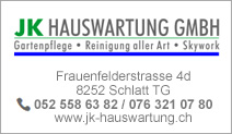 JK Hauswartung GmbH