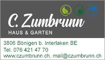 C. Zumbrunn Haus und Garten