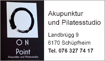 On Point Akupunktur, Massage und Pilatestraining