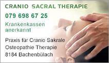 Praxis Cranio Sacral Therapie