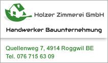 Holzer Zimmerei GmbH