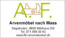 A. Fliri Arvenmöbel-Innenausbau