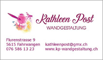 Kathleen Post Wandgestaltung