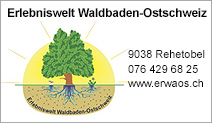 Erlebniswelt Waldbaden-Ostschweiz