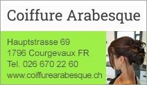 Coiffure Arabesque