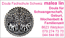 malea lin Doula Fachschule Schweiz
