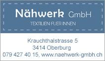 Nähwerk GmbH - Textilien für Innen