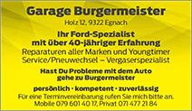 Garage Burgermeister