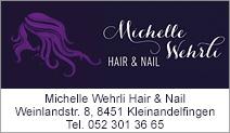 Michelle Wehrli Hair & Nail