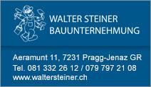 Walter Steiner Bauunternehmung AG