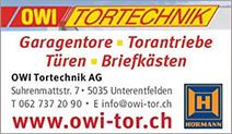 OWI Tortechnik AG