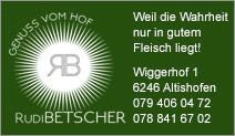 Rudi Betscher – Genuss vom Hof