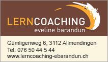 Lerncoaching Eveline Barandun