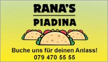 Rana's Piadina