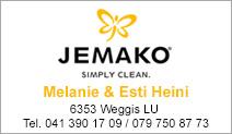 Selbständige JEMAKO Vertriebspartner – Melanie und Esti Heini