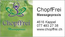 ChopfFrei Massagepraxis