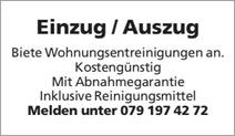 Reinigung Irene Kaufmann