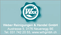 Weber Reinigungen & Handel GmbH