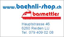 Bähnli-Shop Barmettler