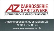AZ Carrosserie- und Autospritzwerk AG
