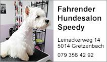 Fahrender Hundesalon Speedy
