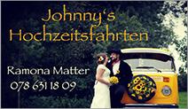 Johnny's Hochzeitsfahrten