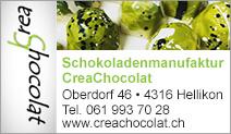 Schokoladenmanufaktur CreaChocolat