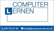 Computer Lernen