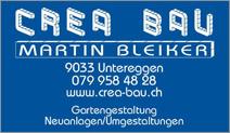 Crea-Bau Martin Bleiker GmbH