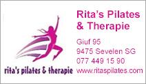 Rita`s Pilates & Therapie