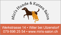 Miri's Hunde und Katzen Salon