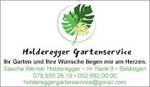 Holderegger Gartenservice