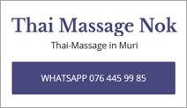 NOK Thai Massage