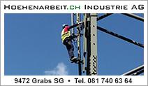 Hoehenarbeit.ch Industrie AG