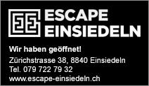 Escape Einsiedeln