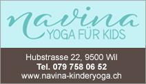 vida mia – NAVINA Yoga für Kids