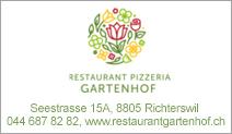Restaurant Pizzeria Gartenhof