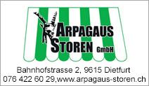 Arpagaus Storen GmbH