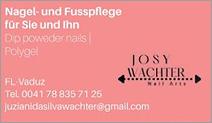 Josy Wachter Nail Arts