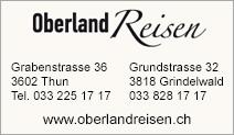Oberland Reisen